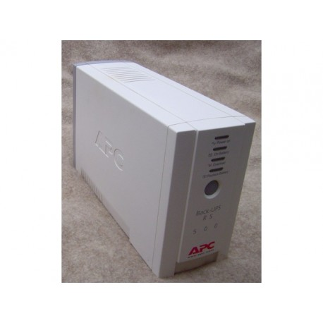 Beveiliging APC Back UPS CS 500 VA