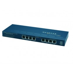 Switch Netgear ProSafe 8 Port Gigabit