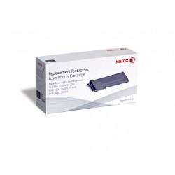 Toner Xerox voor Brother TN2120 2,6K zw