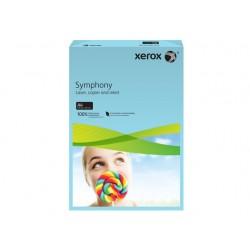 Papier Xerox A4 160g azuurblauw/ds5x250v