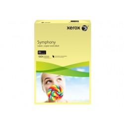 Papier Xerox A4 80g geel/pak 500v