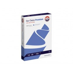 Papier Our Choice A4 80g Premium/ds5x500
