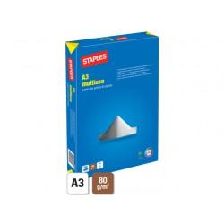 Papier SPLS A3 80g Multiuse/pak 500v
