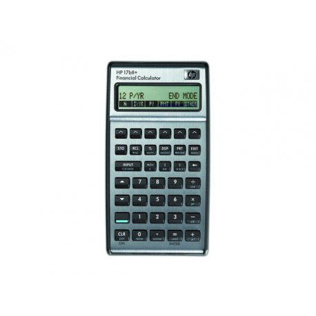 Rekenmachine HP 17 BII+ Nederlands/Frans