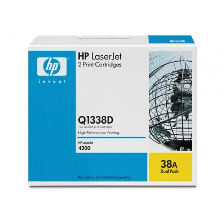 Toner HP Q1338D zwart/doos 2