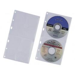Showtas CD CAP.2ST/pk 5