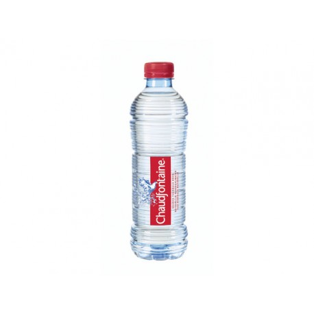 Mineraalwater Chaudfontaine rood 0,5L/24