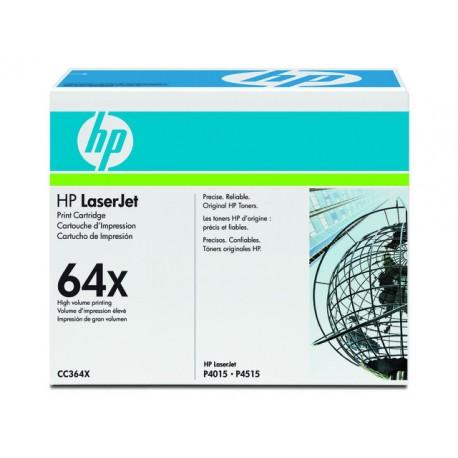 Toner HP CC364X 24K zwart