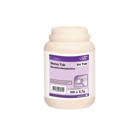 Chloortabletten Suma desinfectie/ds4x300