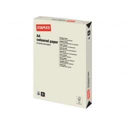 Papier SPLS A4 80g parelgrijs/pak 500v