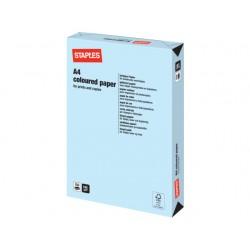 Papier SPLS A4 160g lichtblauw/pak 250v