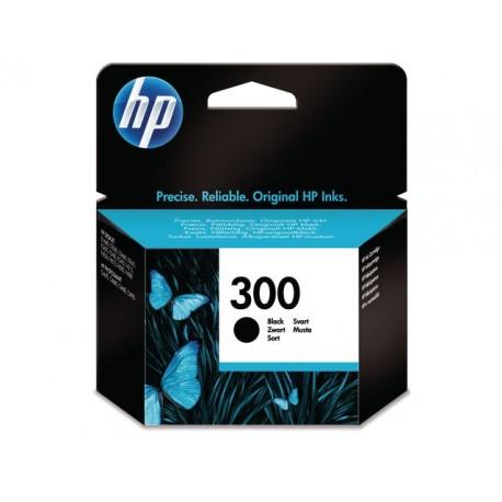 Inkjet HP CC640E Nr. 300 zwart