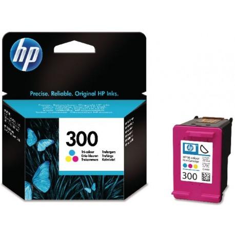 Inkjet HP CC643EE Nr. 300 kleur