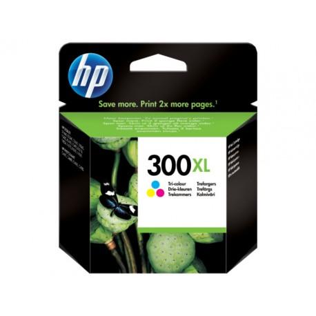 Inkjet HP CC644E Nr. 300 HC kleur