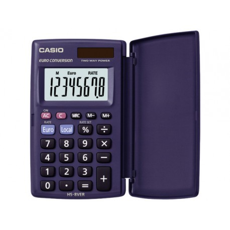 Rekenmachine Casio HS-8VER