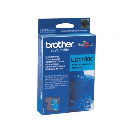 Inkjet Brother LC-1100C cyan