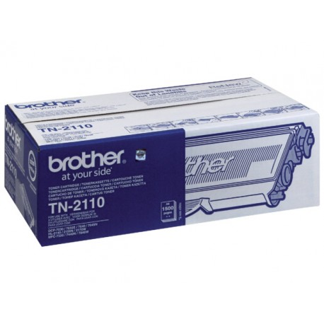 Toner Brother TN-2110 zwart 1.5K