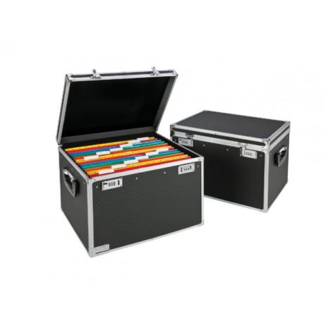Hangmappenkoffer Leitz Secure Storage 40