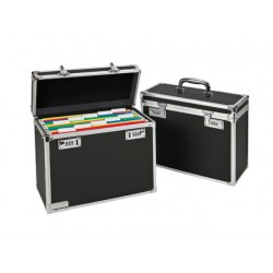 Hangmappenkoffer Leitz Secure Storage 20