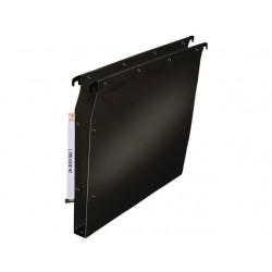Hangmap lat. ELBA A4 PP 30mm zwart/ds 10