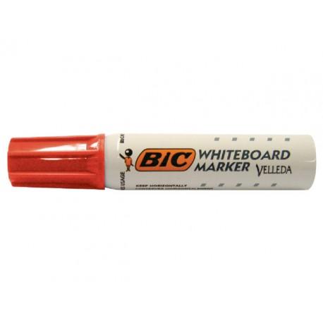 Whiteboardmarker BIC Velleda 1781 rd/d12