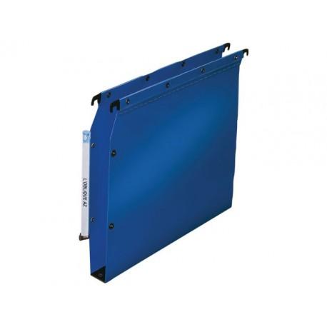 Hangmap lat. ELBA A4 PP 30mm blauw/ds 10