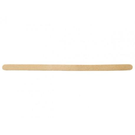 Roerstaafjes hout 14cm/pk 1000