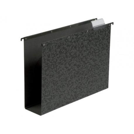 Hangmap vert. ELBA folio 80mm zwart/ds10
