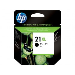 Inkjet HP C9351CE Nr. 21XL zwart