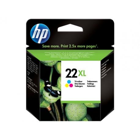 Inkjet HP C9352CE Nr. 22XL kleur