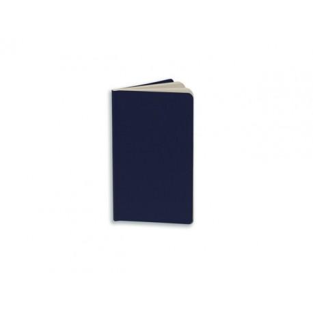 Politie blauw notitieboekje /p.stk