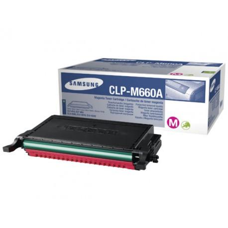 Toner Samsung CLP-M660A 2K magenta