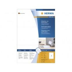 Etiket Herma ILC 99x210 perf.wit/ds300