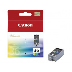 Inkjet Canon CLI-36 gekleurd