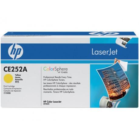Toner HP CE252A 7K geel