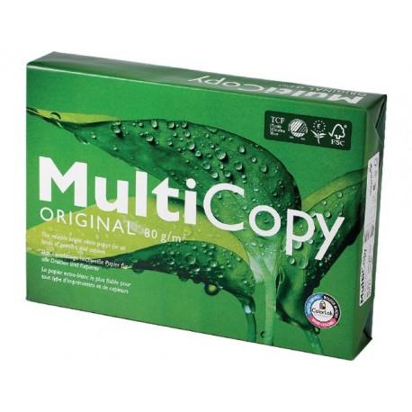 Papier MultiCopy orig A4 80g/ds5x500v