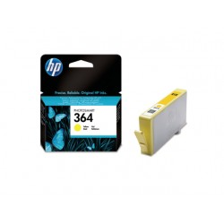 Inkjet HP CB320EE 364 geel