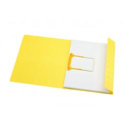 Hechtmap Secolor zuurvrij A4 geel/pak 10