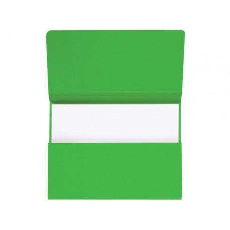 Pocketmap Secolor zuurvrij A4 groen/pk10