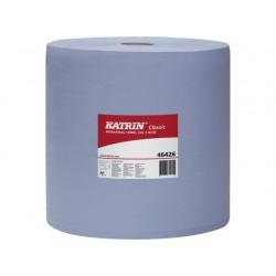 Industrierol Katrin 3-laags blauw/1rl