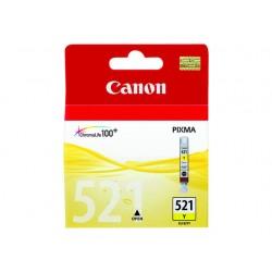 Inkjet Canon CLI-521 geel
