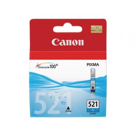 Inkjet Canon CLI-521 cyaan