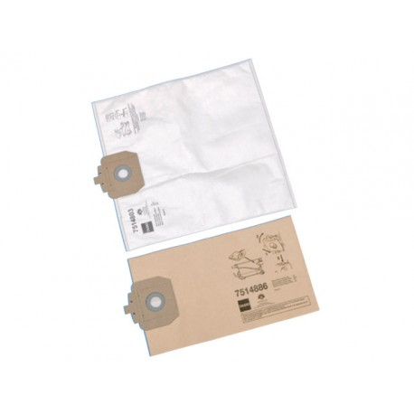 Stofzuigerzak Taski Vento 8 fleece/pak10