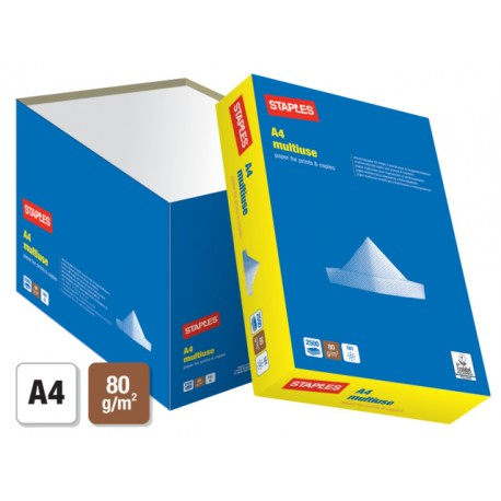 Papier SPLS A4 80g Multi-use/pl40x2500s