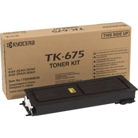 Toner Kyocera TK-675 20K zwart