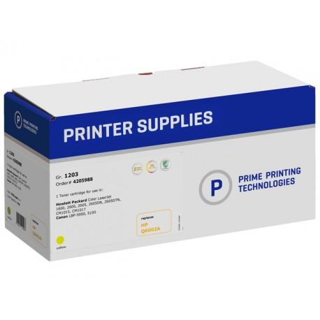 Toner PPT Q6002A 2K geel