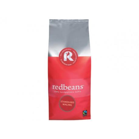 Koffie Redbeans fairtrade stand/8x1kg