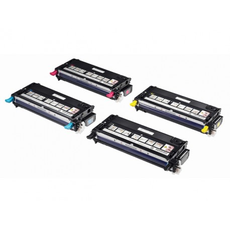 Toner Dell 3130CN high cap. geel