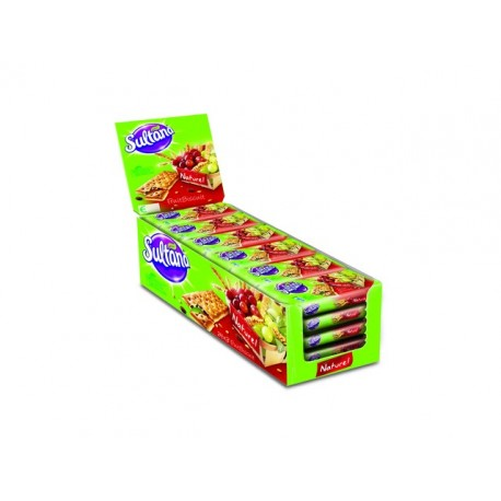 Biscuit Sultana fruit 43gr naturel/p24x3