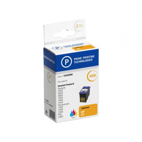 Inkjet PPT HP C6657A nr.57 kleur